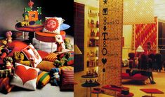 Textile and Objects store