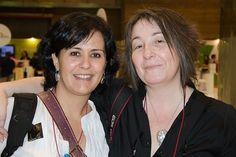 Con @Ratamala en el Salón Gourmet 2.011