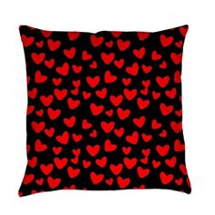 Love Everyday Pillow on CafePress.com
