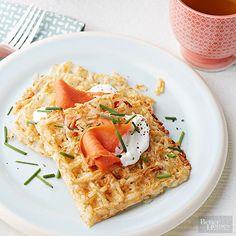 16 Ways To Use A Waffle Iron