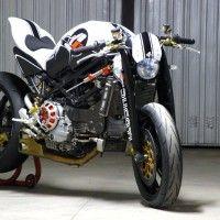 Superbe Ducati!