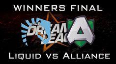 Liquid vs Alliance Winners Final DreamLeague 2016 Highlights Dota 2