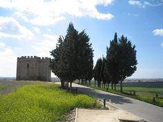 Cadiz Castillo de Doña Blanca