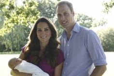 Prince George starts a swaddling trend