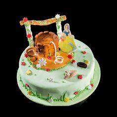 Blanche neige 3D, Gâteaux d'anniversaire, De 14 à 65 personnes - Gourmandise Tunisie