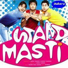 Grand Masti -Movie Poster