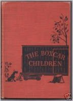 The Boxcar Children.  omg! i LOVED this series.