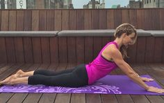 Here Are Two Crazy-Effective Pilates Moves For Strong Triceps - SELF
