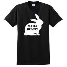 Mama Bunny T Shirt