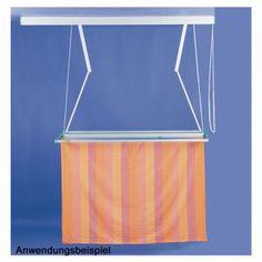 Juwel Wäschetrockner / Wäscheständer hängend SAMBA 200 für Decke