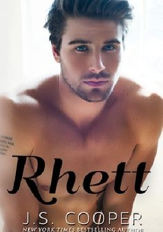 Okładka książki Rhett