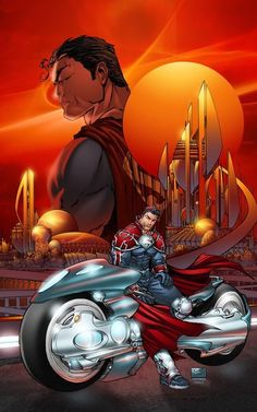Michael Turner Superman
