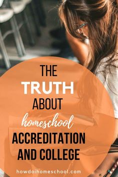 The Truth about Homeschool Accreditation and College. Learn why you don't need to be studying an accredited homeschool program to enter college and different pathways that will get you into college. What Is Homeschooling, Benefits Of Homeschooling, Homeschool Transcripts, Homeschool Curriculum, Importance Of Time Management, Time Management Skills, High School Equivalency, Online College Degrees
