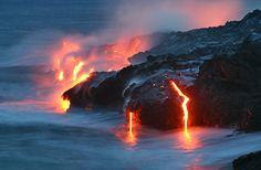 Hawaii Photo Gallery: Big Island Lava | Away.com