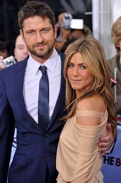 Gerard Butler and Jennifer Aniston (The Bounty Hunter)