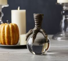 Ball And Claw Object #potterybarn