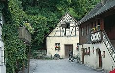 Eselsmühle im Siebenmühlental
