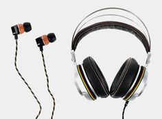 The House of Marley Headphone Collection