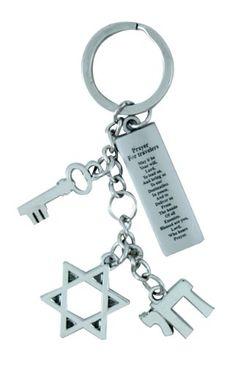 Prayer for the Travelers Key Holder Jewish Gift Star David Hamssah Bluenoemi http://www.amazon.com/dp/B00JVPYK4W/ref=cm_sw_r_pi_dp_iSPgub1XNKFTN