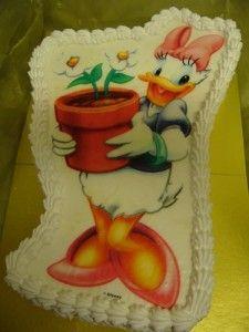 Tort bohater kreskówek dla dzieci Planter Pots, Cake, Desserts, Pie Cake, Cakes, Deserts, Dessert, Postres, Cookies