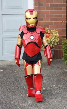 IronMan Halloween Costume | by pseudor