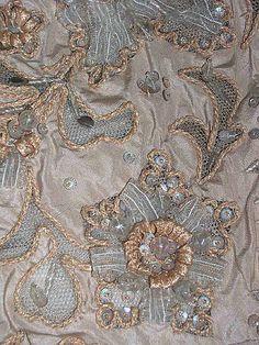 Bolero House of Balenciaga  (French, founded 1937) Designer: Cristobal Balenciaga (Spanish, 1895–1972) Date: 1950 Culture: French Medium: silk Dimensions: [no dimensions available] Credit Line: Gift of Baroness Philippe de Rothschild, 1973