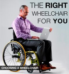 This guide should help you determine what the right type of wheelchair is for your condition, you will learn about category, sizing, and also some details about what type of accessories are available when you decide to purchase your wheelchair.