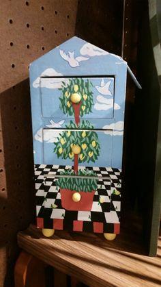 Lemon Tree doll chest  Booth 105
