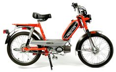 1977 Moped