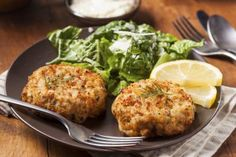 How to Cook Pre-Made Crab Cakes (the method for baking worked perfectly)