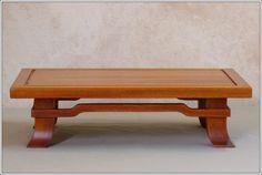 Caoba Bonsai Stand - Galería de Reader - Tratamiento de la madera fina