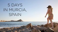 TRAVEL VLOG - 5 DAYS IN MURCIA, SPAIN | AWESOME WAVE - a lesser visited destination in Spain, full of vineyards, beaches, culture, tapas, spa and scenery.