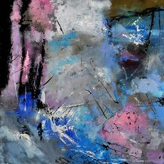 abstract 8841203 - Pol Ledent's paintings