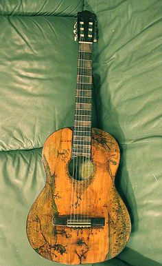 ACOUSTIC GUITARART that you can playIntricate by HeadOnElectric, $230.00