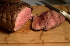Sunday Suppers: Traeger Beef Roast