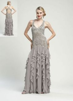 something like this would be fabulous as a wedding gown. 1920s ...