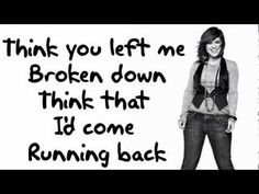 Kelly Clarkson - Stronger (What Doesn't Kill You) [LYRIC VIDEO]