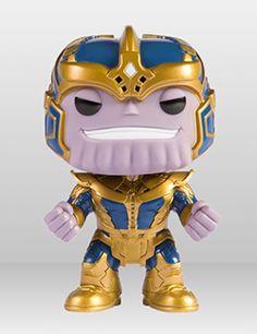Vinyl Pop! Thanos