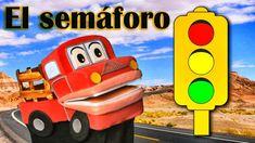 El Semáforo - Barney El Camion - Canciones Infantiles Educativas - Video para niños #