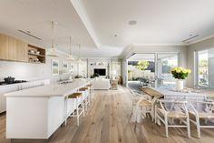 polytec kitchen doors and panels. Natural Oak Ravine