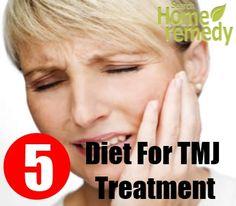 5 Ideal Diet For TMJ Treatment Treatment