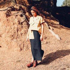15-colgadas-de-una-percha-bebofi-camisa-shirt-falda-midi-skirt-vintage-1