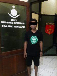 PELAKU JUDI TOGEL DIAMANKAN POLSEK PANDAAN Tribratanews Polda Jatim