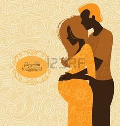 Les 53 Meilleures Images De Maternité Maternité Dessin Et