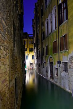 Venice by Night | Flickr - Photo Sharing!