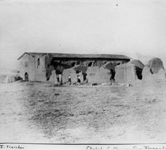 Ruins of the San Fernando Mission :: San Fernando Valley History