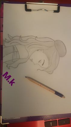 ❤ Girly Drawings, Art Drawings Sketches Simple, Pencil Art Drawings, Love Drawings, Disney Drawings, Easy Drawings, Art Sketchbook, Doodle Art, Painting