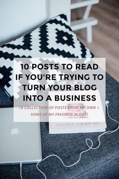 Turning your blog into a business is not as hard as you think. Just as