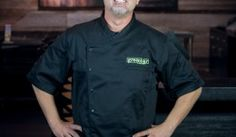 Charlie Grippo, Executive Chef and Co-Owner Green Bar & Kitchen