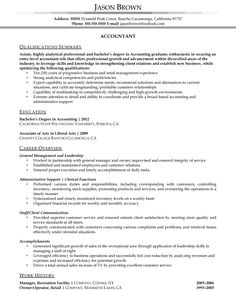 44 best Resume Samples images on Pinterest | Resume examples, Best ...